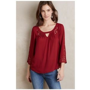 Maeve Anthropologie Teni Blouse